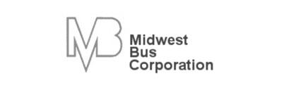 Midwest Bus Corporation logo